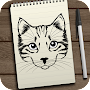 How to draw tattoo APK icon