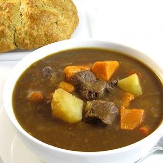 Skinny Irish Pub Beef Stew.