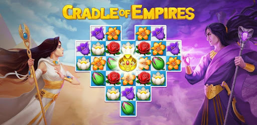 Cradle of Empires Match-3 Game Mod Apk 6.3.6