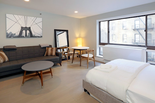West 50th Street Apartment