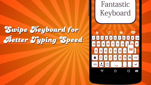Fantastic Mega Keyboard Theme