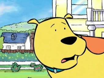 Clifford's Hiccups, It's My Party