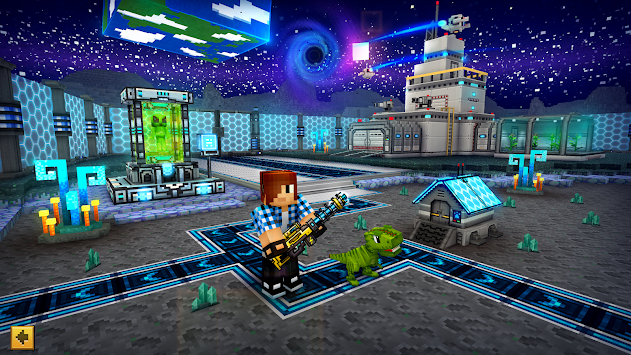 3D Pixel Gun (Pocket Edition) APK screenshot thumbnail 5