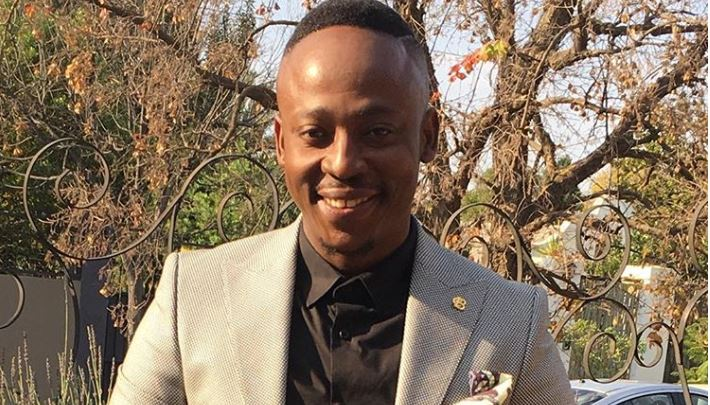 Thabiso Mokhethi has returned to screens as Musa on 'Rhythm City'.