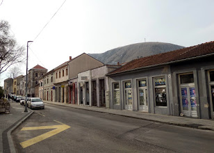 Photo: Bosnia and Herzegovina has been an independent country since 1992.  They have only twelve miles of coastline and no harbor.  We were tendered in to the port of Neum, then travelled up to Mostar by bus.