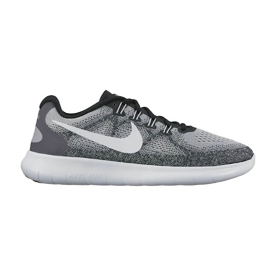 Nike Free Rn 2017 Woman Grey/White Stl: 38