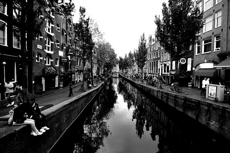 Riflessi ad Amsterdam di Andrea F