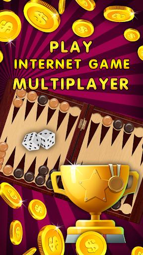 Backgammon online and offline 1.2.0 screenshots 4
