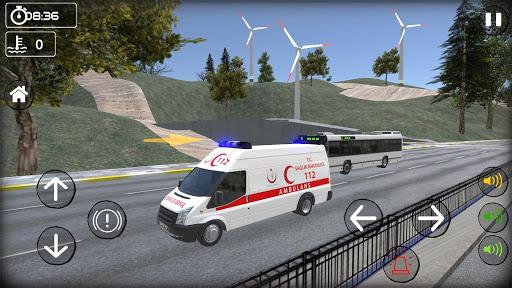 TR Ambulans Simulasyon Oyunu  screenshots 8