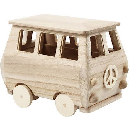 Minibuss 17 x 10 x 13 cm
