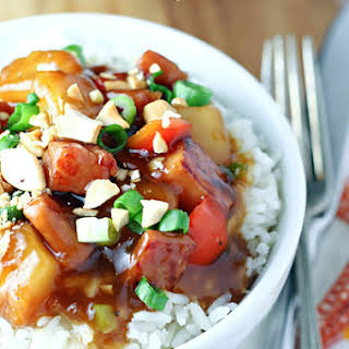 Sweet And Sour Ham Pineapple Recipes.