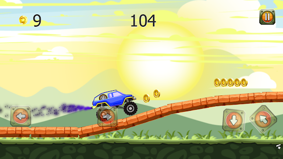 Monster Truck Games x Screenshot