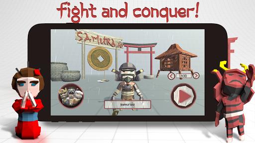 Samurai.io - Sword Master 1.0.1 APK MOD screenshots 2