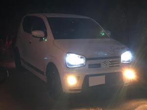 アルトワークス HA36S H30年 4WD MTのカスタム事例画像 リボーンさんの2020年11月21日03:43の投稿