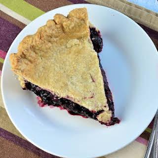 Blackberry Pie.