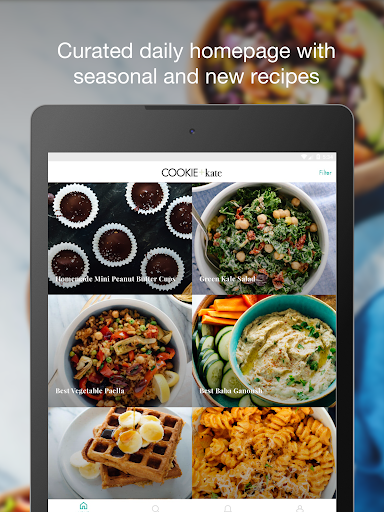 Screenshot for Cookie + Kate - Celebrating Whole Foods! in United States Play Store