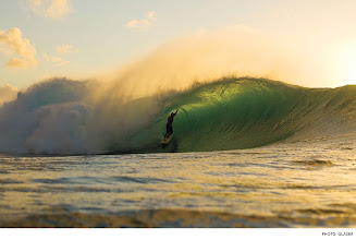 Photo: Photo of the Day: Jason Frederico, Pipeline. Photo: Glaser #Surfer #SurferPhotos