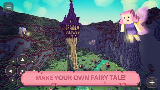 Fairytale Blocky Girls Craft