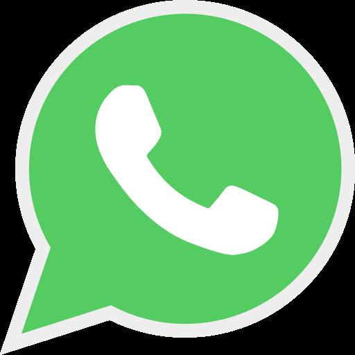 tire suas dúvidas pelo whatsapp