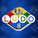 UK Ludo 8 icon