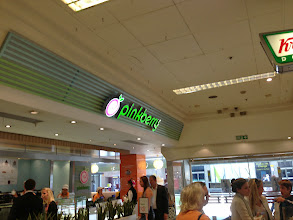 Photo: Pinkberry at Selfridges