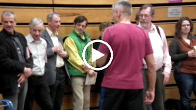 Video: Sjoerd en Vic worden bedankt als mede organisatoren van het JPT