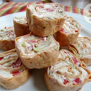 Pinwheel Appetizers Cream Cheese Recipes.