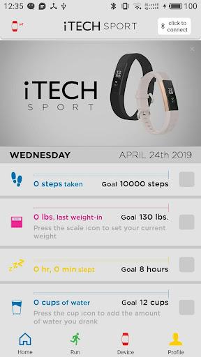 iTech Wearables  Wallpaper 1