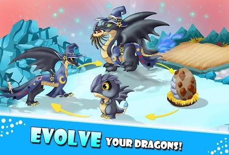 Dragon Castle Mod Apk 11.20 5