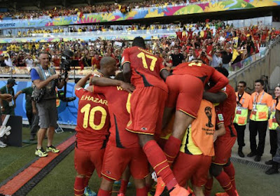 La Belgique poussive remporte son premier match