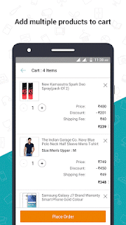 ShopClues: Online Shopping App screenshot 03