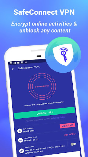 Security Master - Antivirus, VPN, AppLock, Booster screenshot 4