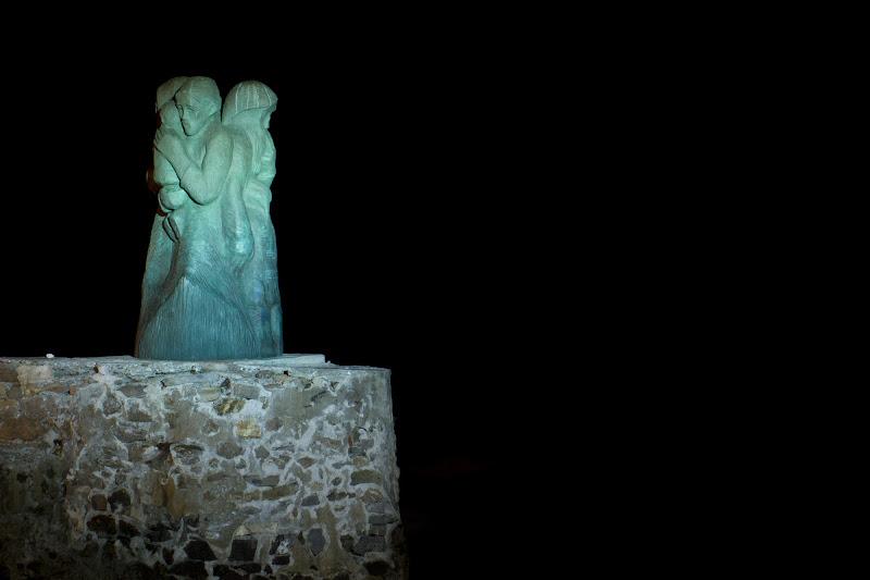 """""""L'Attesa"""" dal Molo di Viareggio di Odo"""