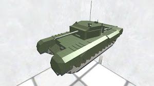 Churchill Mk.Ⅲ ディティールちょいアップ版