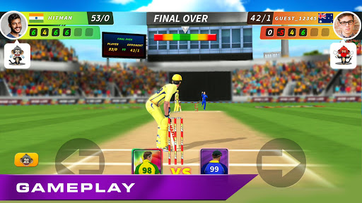 WCB LIVE: Cricket Multiplayer 2020 0.2.9 screenshots 7