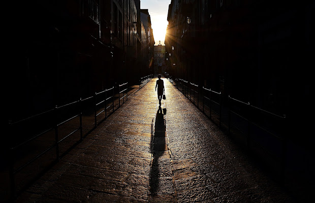Verso la luce di Paolo Scabbia