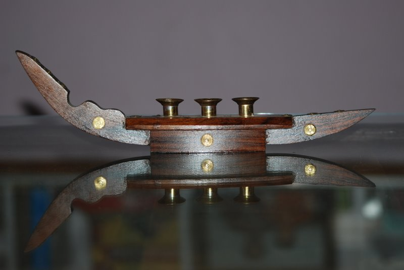 Photo: Candle Stand, Picture Taken from my D80, one of the first pictures from the camera on 24 May 2008
