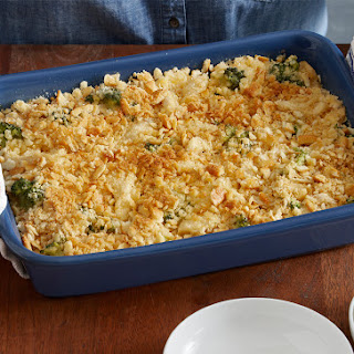 Broccoli Rice Chicken Casserole Cream Cheese Recipes