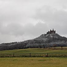 Hohenzollern Castle (Burg Hohenzollern)