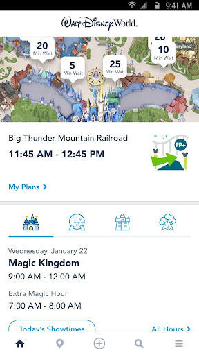 My Disney Experience - Walt Disney World screenshot 1