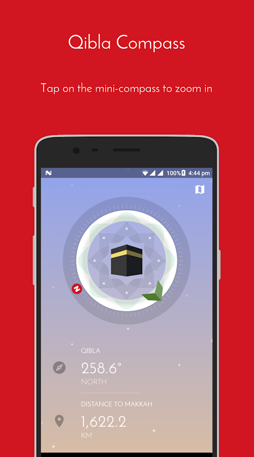 iPray: Prayer Times & Qibla- screenshot