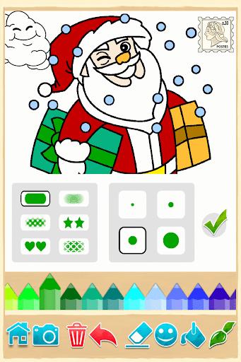 Christmas Coloring  screenshots 8