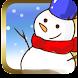 雪だるまさんがころんだ - Androidアプリ