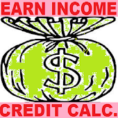 Earn Income IRS Tax Calculator