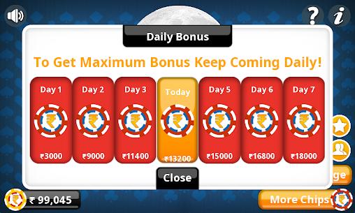 Teen Patti Offline Indian Poker 4.7 MOD + APK + DATA Download 2