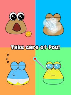 Pou [Unlimited Money] 6