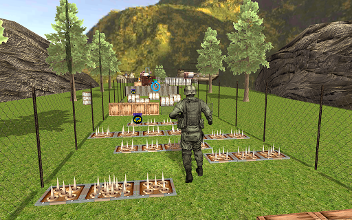 US Army Training Camp: Commando Force Courses 2018 1.0.6 screenshots 12