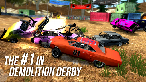 Demolition Derby Multiplayer 1.2.1 screenshots 1