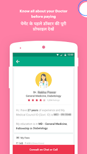 DocsApp – Consult Doctor Online 24×7 on Chat/Call 4