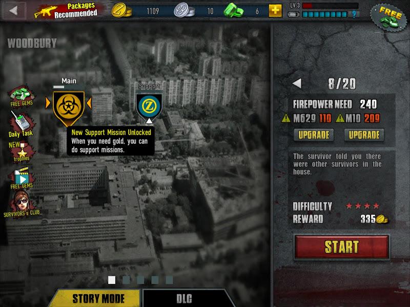 Zombie Frontier 3: Sniper FPS Screenshot 8